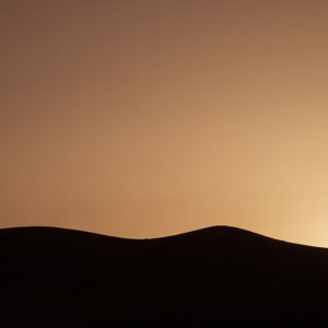 Landscape Body - Minimalist fine art photography print