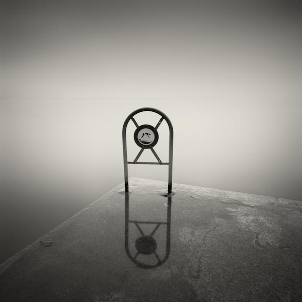 Minimalistická fotografie - Lionel Orriols