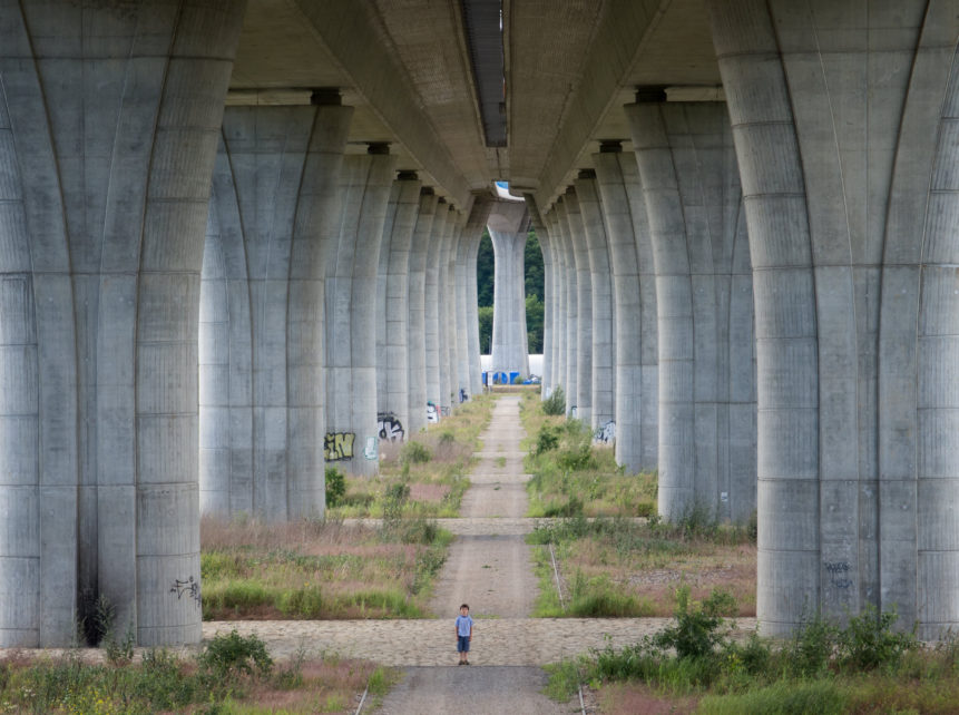 Pod Radotínským mostem