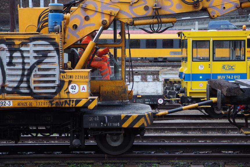 Žluté vlaky