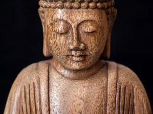 Buddha - Minimalistický zarámovaný fotoobraz